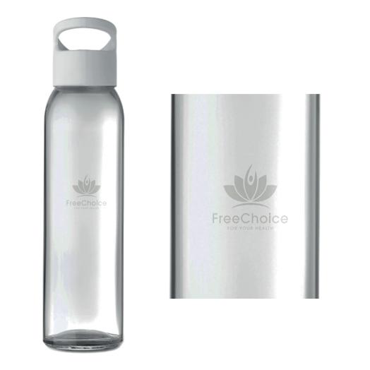 FreeChoice glazen fles