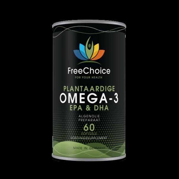 FreeChoice - Omega3 - 60 softgels